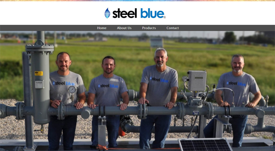 Steel Blue was formed as a partnership of seasoned professionals with 100+ years combined experience in fabrication and the natural gas industry